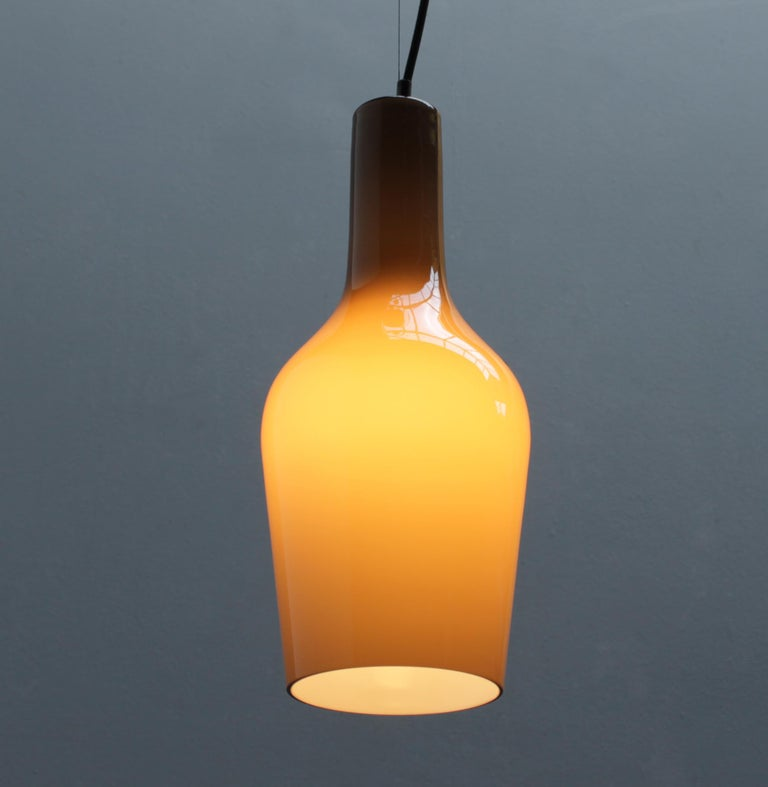 Glass Pendant by Vistosi For Sale 2