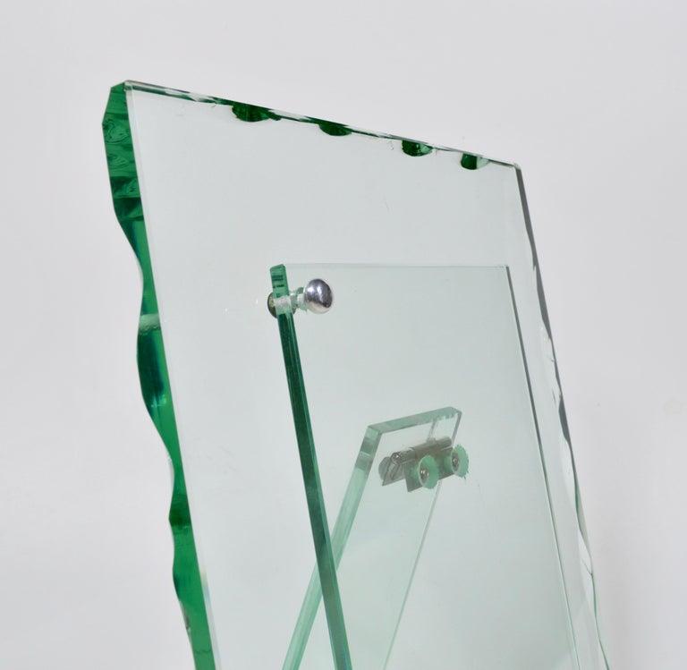 Fontana Arte 1940s Glass Photo Frame  4