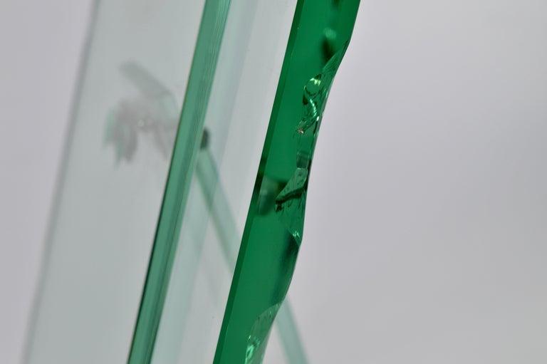 Mid-20th Century Fontana Arte 1940s Glass Photo Frame