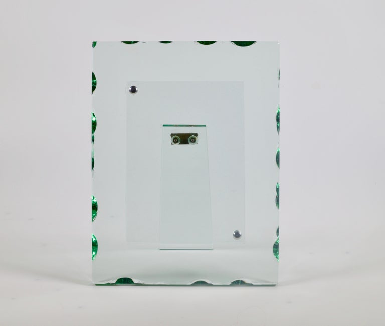 Fontana Arte 1940s Glass Photo Frame  1
