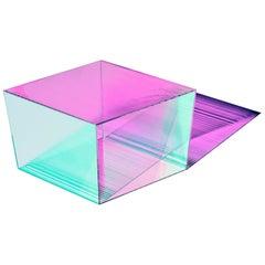 "Glass ""Rho Oblong 35"" Coffee Table, Sebastian Scherer"