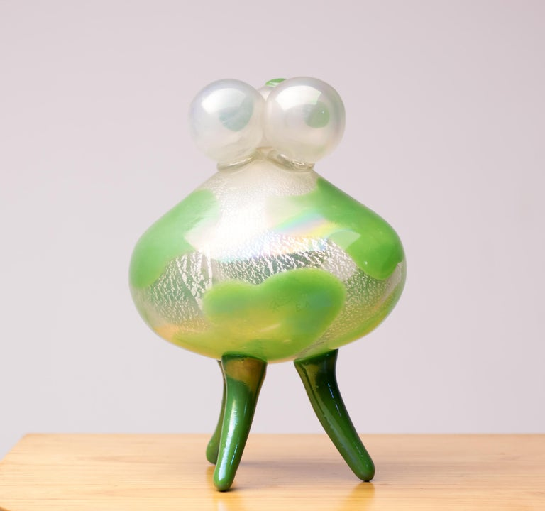 Glass Sculpture Berengo by Maria Grazia Rosin For Sale 1