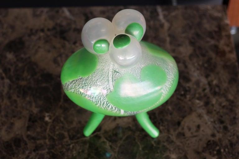 Glass Sculpture Berengo by Maria Grazia Rosin For Sale 2