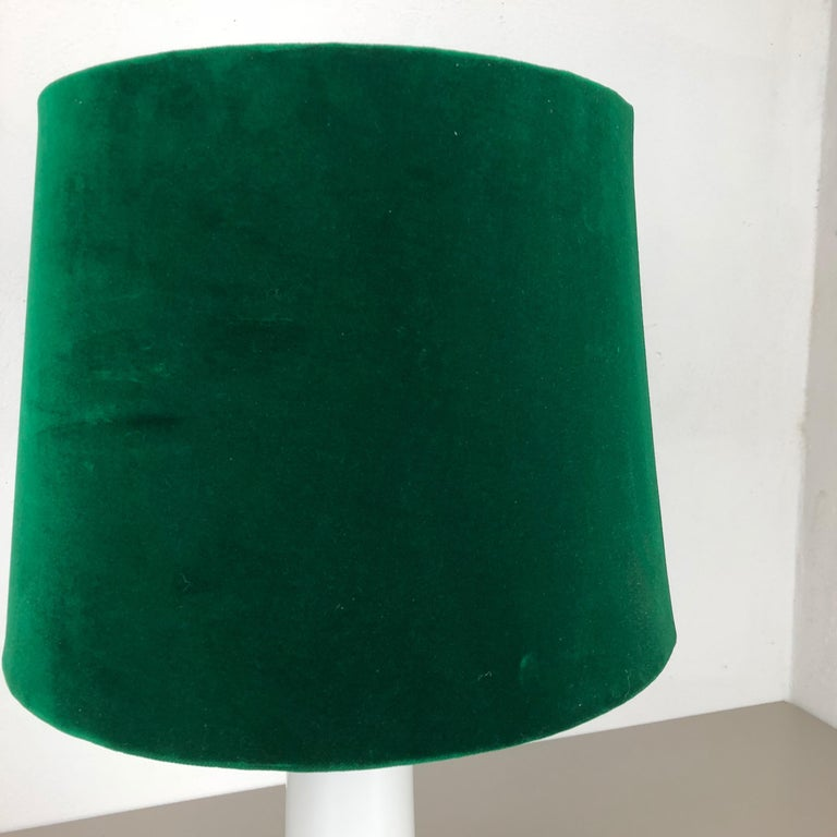 Glass Table Light by Uno & Östen Kristiansson for Luxus Vittsjö, Sweden, 1970s 14