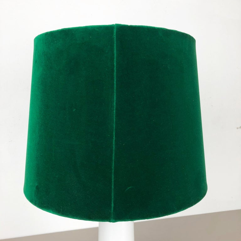 Glass Table Light by Uno & Östen Kristiansson for Luxus Vittsjö, Sweden, 1970s 6