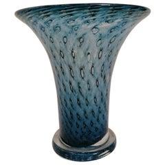 Glass Vase Boon Bertil Vallien Kosta Boda Glasbruk