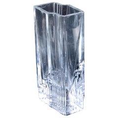 Glass Vase Sointu by Tapio Wirkkala for Iittala