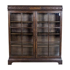 Glazed Cabinet or Showcase from the Interwar Period