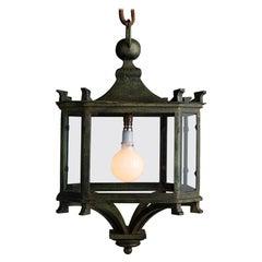 Glazed Hall Lanterns