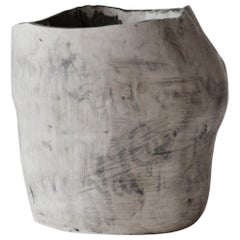 Glazed Stoneware Amorphia L Vase by Lava Studio Ceramics