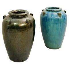 Glazed Terracotta Jars, Price for One