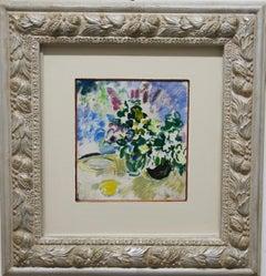 Flowers   Oil cm. 19 x 21   1974