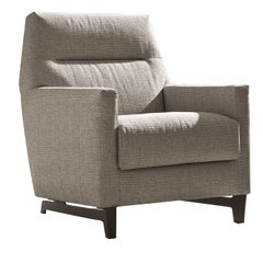 Glee Gray Armchair