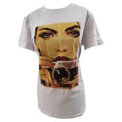 Gli Psicopatici photographer cotton shirt