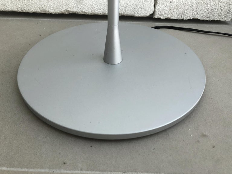 Glo Ball Floor Lamp by Jasper Morrison for Flos In Good Condition For Sale In Los Angeles, CA