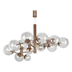 Global Ø 150 Bronze Chandelier