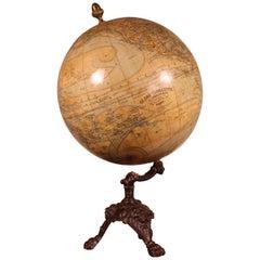 Globe J. Lebègue & Cie, circa 1890
