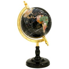 Globe, Late 20th Century