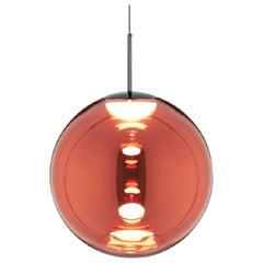 Globe Pendant Light Copper