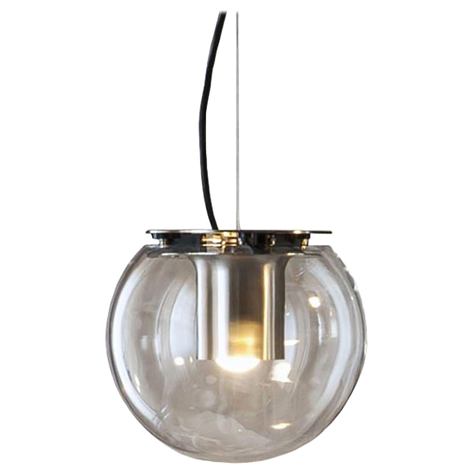 Globe Suspension Lamp by Joe Colombo for Oluce