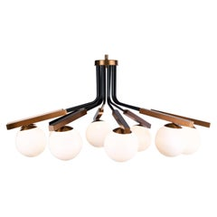 Globe Suspension Lamp