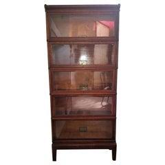 Globe Wernicke 5 Stack Barristers Bookcase