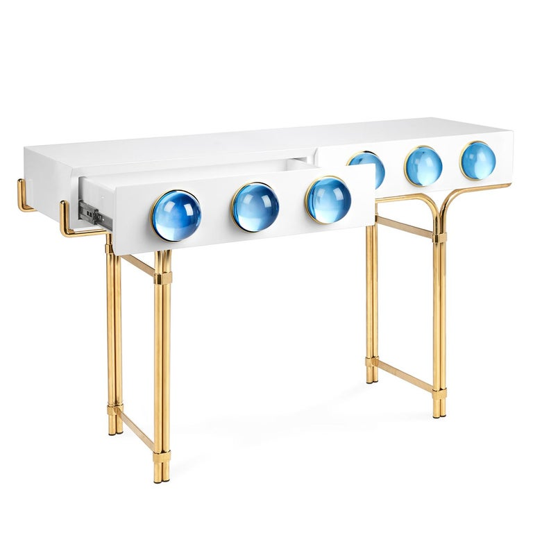 Modern Globo Console For Sale