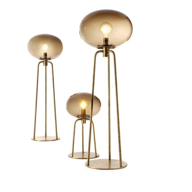 Globo Table Lamp by Ulivi Salotti In New Condition For Sale In Milan, IT