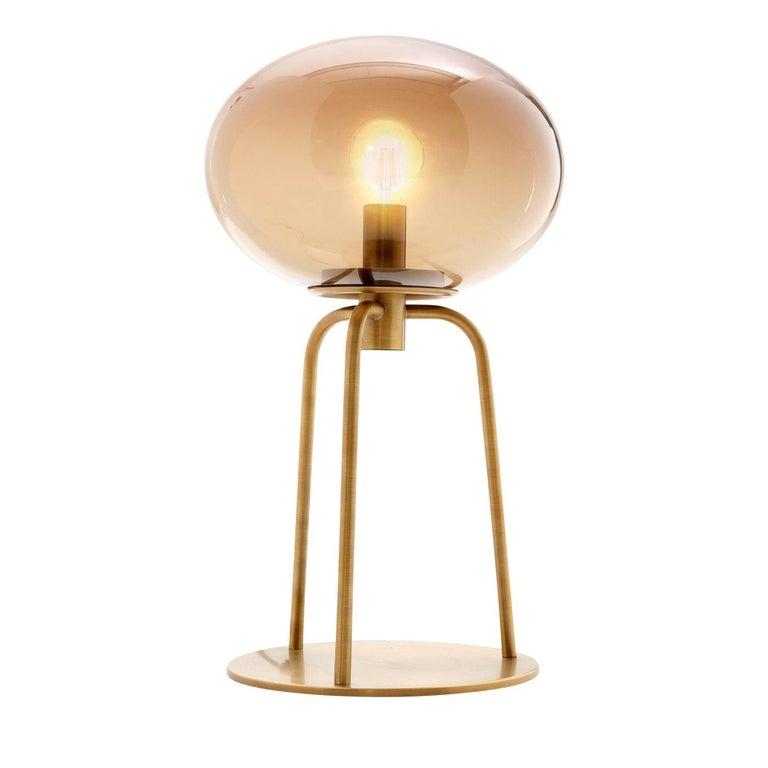 Globo Table Lamp by Ulivi Salotti For Sale