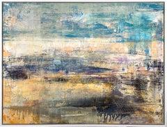 Gloria Saez, Naturaleza, Oil on canvas, 2019