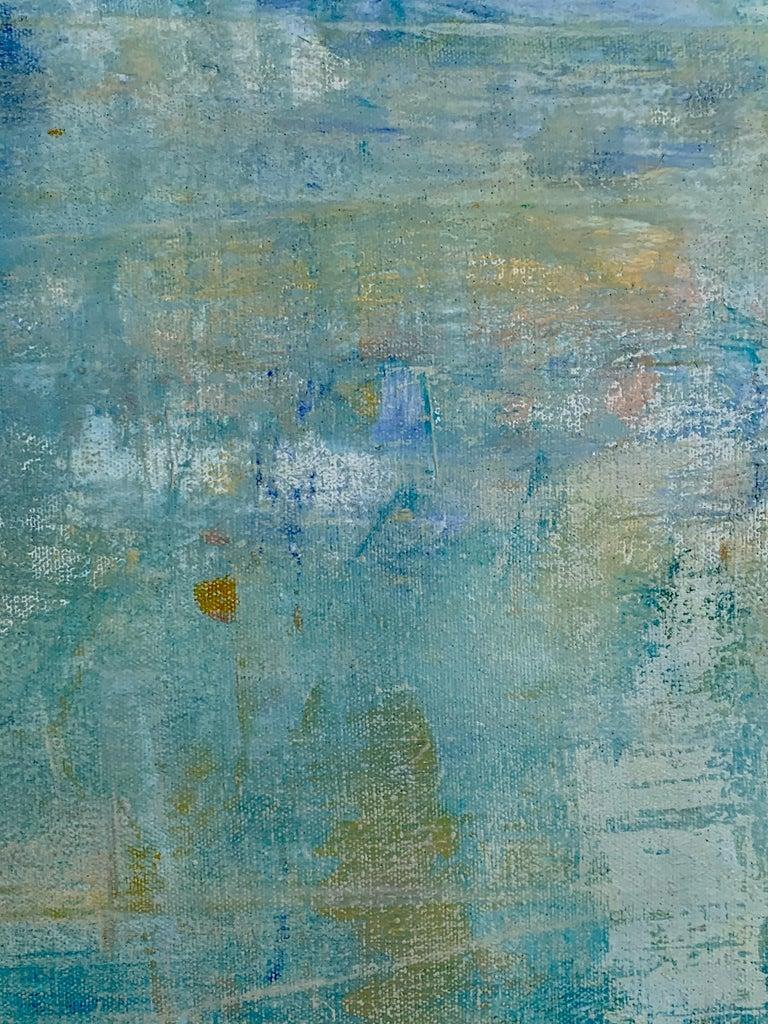 Gloria Saez, Paisaje, Oil on canvas, 2019 For Sale 6