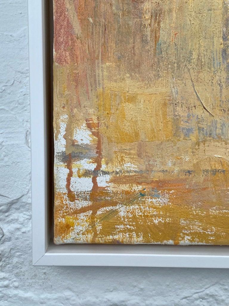 Gloria Saez, Paisaje, Oil on canvas, 2019 For Sale 7