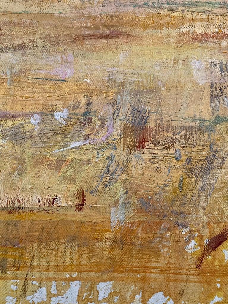 Gloria Saez, Paisaje, Oil on canvas, 2019 For Sale 1