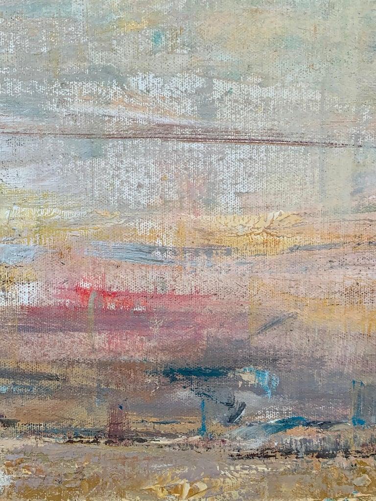 Gloria Saez, Paisaje, Oil on canvas, 2019 For Sale 2