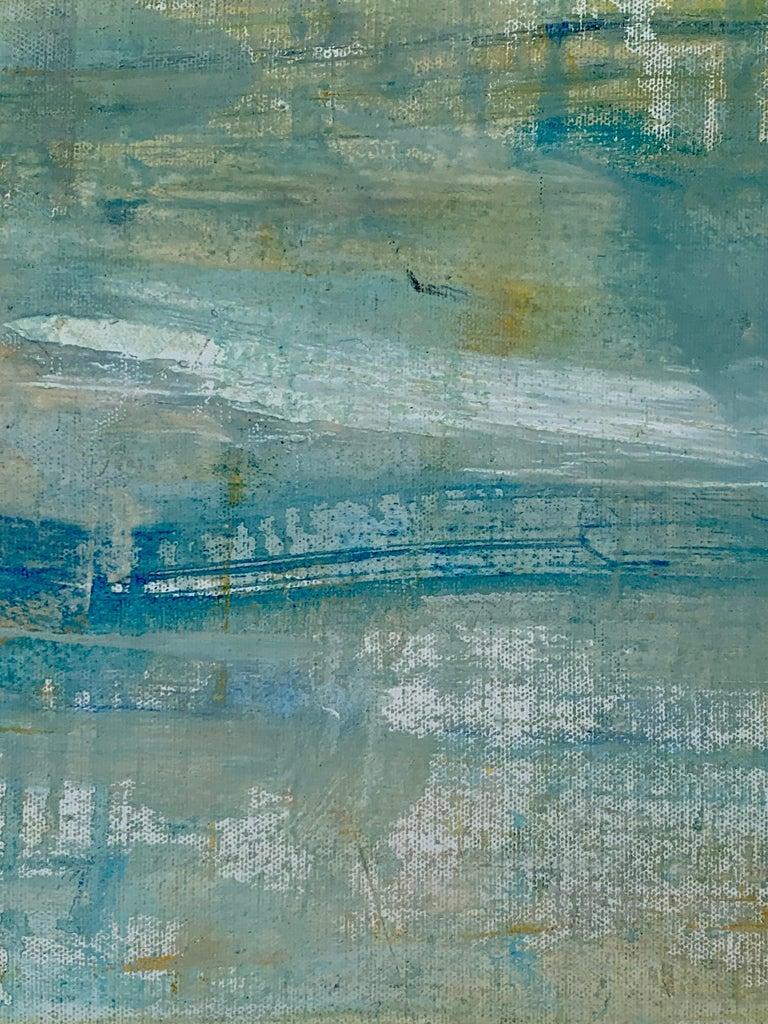 Gloria Saez, Paisaje, Oil on canvas, 2019 For Sale 3