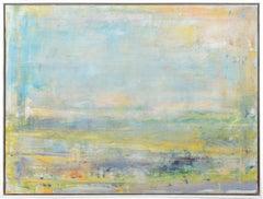 Gloria Saez, Primavera, Oil on canvas, 2019