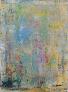 Gloria Saez, Untitled, Oil on canvas, 2018