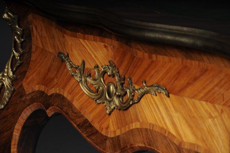 20th Century Glorious Bureau Plat or Desk in Louis XV For Sale