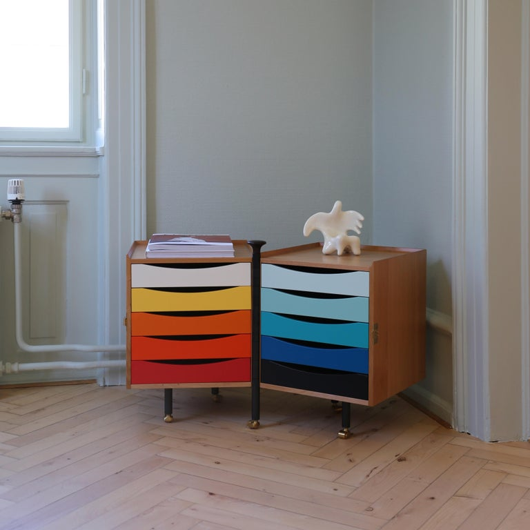 Glove Cabinet by Finn Juhl For Sale 7