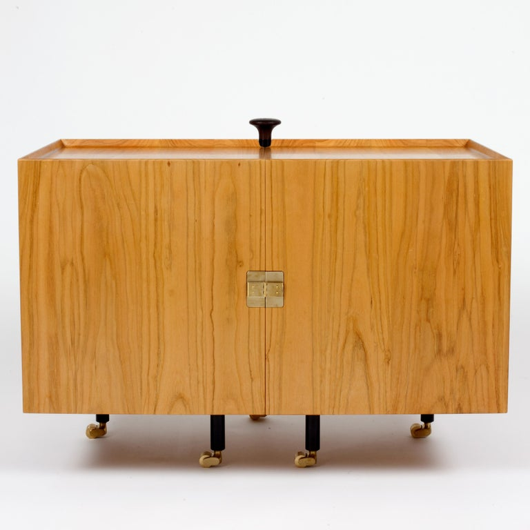 Danish Glove Cabinet by Finn Juhl For Sale
