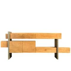 GM6 Oak Sideboard