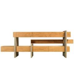 GM7 Oak Sideboard by Giacomo Moor