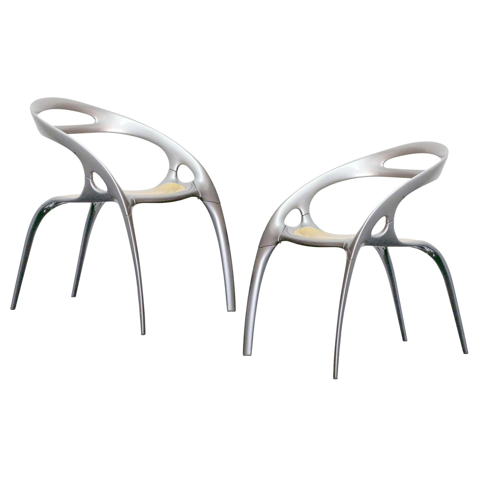 Go-Chairs by Ross Lovegrove