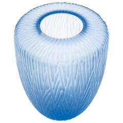 Goccia Tall Vase Light Blue