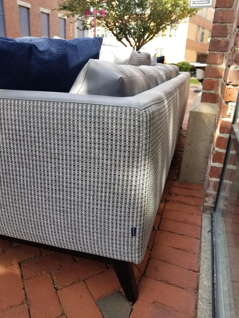 Gocek Outdoor/Indoor Sofa by Coco Wolf In Excellent Condition For Sale In Boston, MA