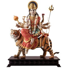 Goddess Durga Sculpture