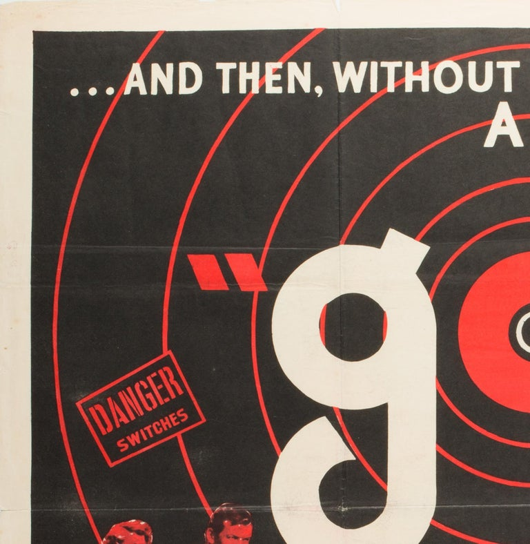 20th Century GOG UK Film, Movie Poster, 1954 For Sale