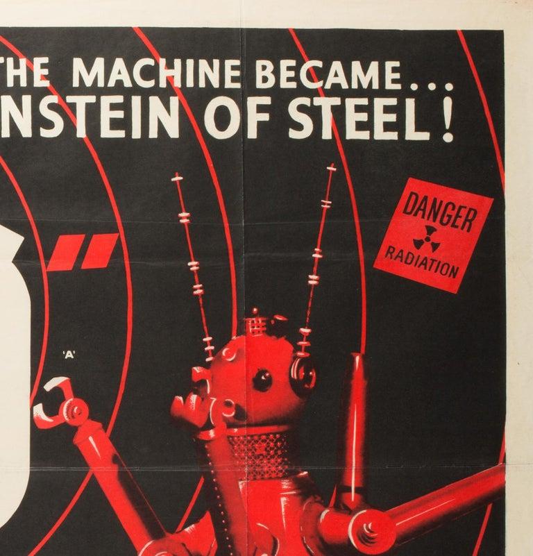 GOG UK Film, Movie Poster, 1954 For Sale 1