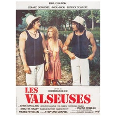 Going Places 1974 French Grande Film Poster