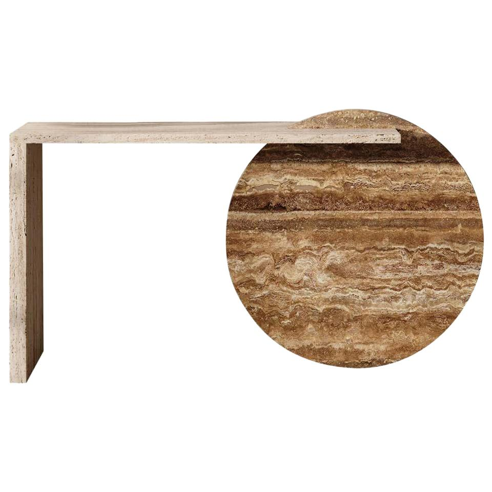 Gol. 001 Marble Table by Chapter 101